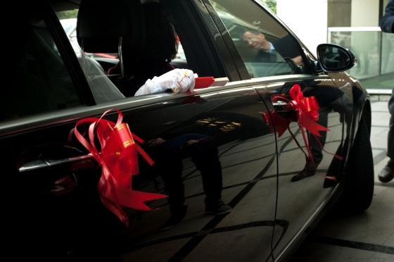 新娘禮車出租價格與價位